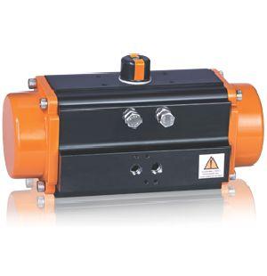pneumatic rotary actuator