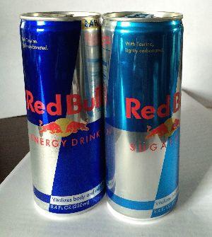 Energy Drinks Red Bull