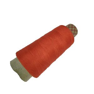 Cotton and Silk Blended Thread