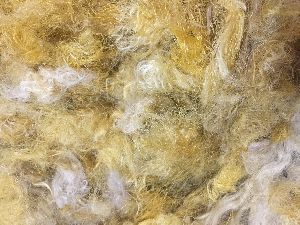 Throwster Silk Yarn Fiber