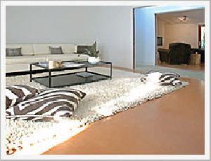 RUBBER FLOORING AND TILES