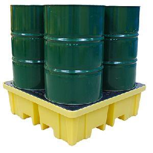 4 Drum Spill Pallet