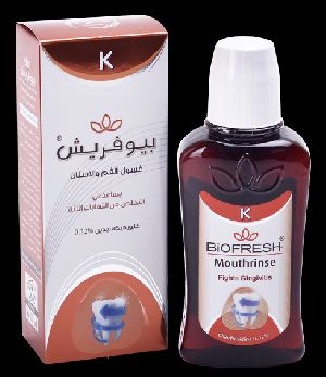 Biofresh Mouthwash K