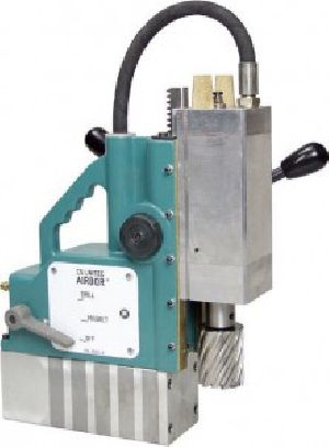 Pneumatic Magnetic Drill