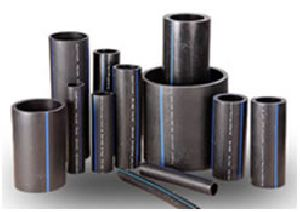 Plain HDPE Pipes