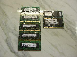 Computer Ram Scrap
