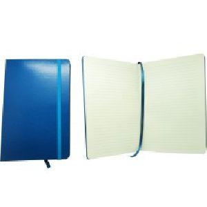 A5 Notebook Blue