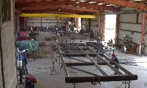 Secondary Structural Steel Fabrication