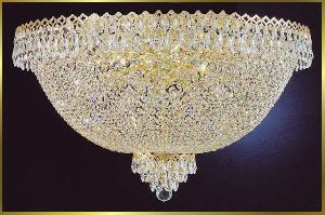 Empire Style K9 Crystal Ceiling Light Hall Way Lighting China