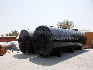 Emulsion Storage Tanks
