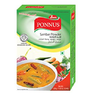 Sambar Powder