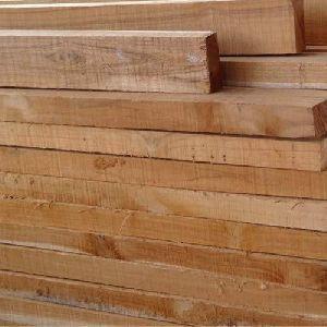 Ivory Teak Wood Lumbers