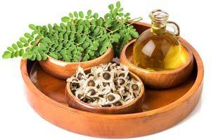 Moringa oil