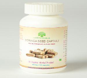 Moringa Seed Powder Capsule