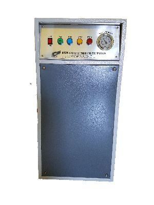 Industrial Electric Steam Boilers With Steam Press