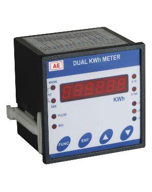 Dual Kwh Meter