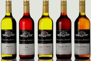 Red Wines, White Wines, Fruit Wines