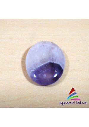 Amethyst Worry Stone