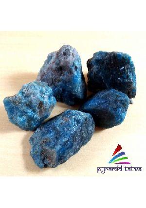 Blue Apatite Raw