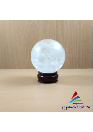 Clear Quartz Ball Standard