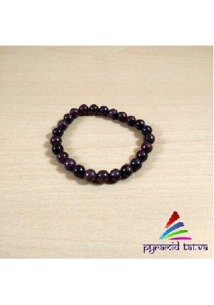 Garnet Beads Bracelet