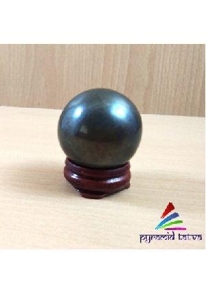 Golden Pyrite Ball