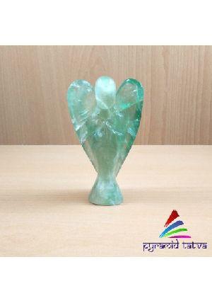Green Fluorite Angel