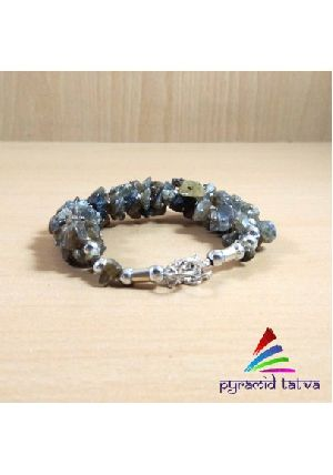 Labradorite Uncut Bracelet