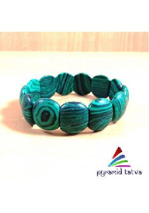 Malachite Stone Bracelet