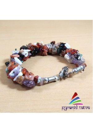 Mix Crystal Uncut Bracelet