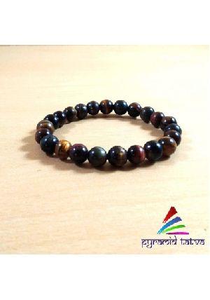 Mix Tiger Eye Bead Bracelet