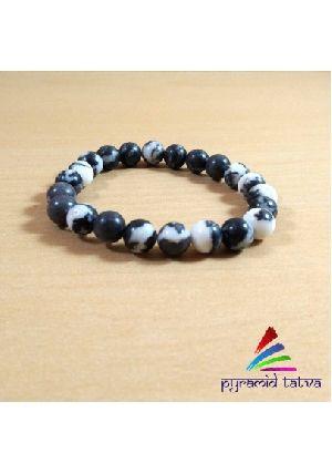 Moonstone Bead Bracelet