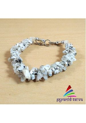 Moonstone Uncut Bracelet