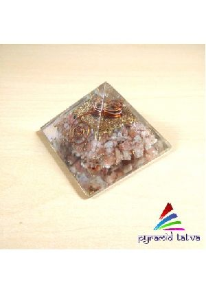 Natural Sunstone Orgonite
