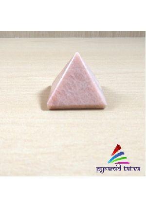 Orange Moonstone Pyramid