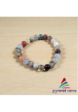 Phantom Crystal Bead Bracelet