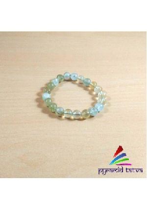 Prehnite Beads Bracelet