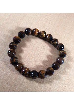Rose Quartz Bead Bracelet