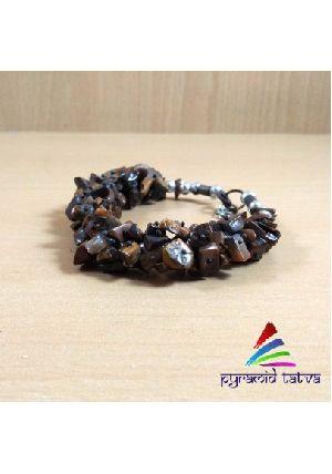Tiger Eye Uncut Bracelet