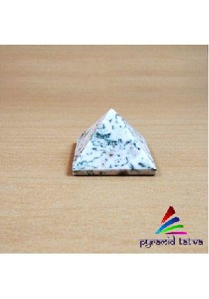 Tree Agate Pyramid
