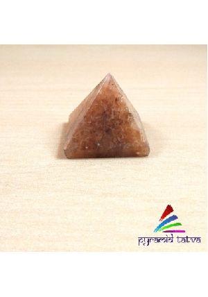 Yellow Aventurine pyramid