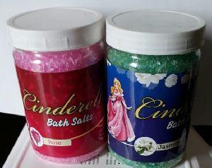 Cinderella Bath Salts 250gm