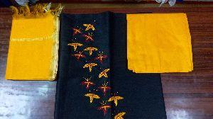 100% Pure Silk (dupion Silk) Dress Material.