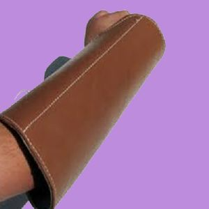 Leather Hand Sleeve