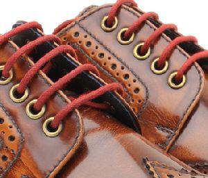 Cotton Waxy Shoe Lace