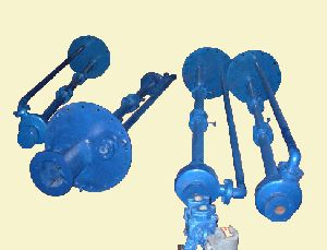 Vertical Submersible Cantilever Pumps
