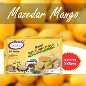 mango khakhra