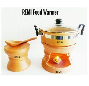 Clay Food Warmer