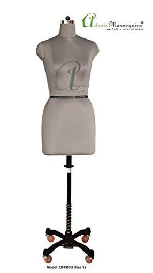 Dff03g-size 12 Adams Ladies Mannequin