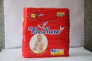Be Sure Medium Baby Diaper 02